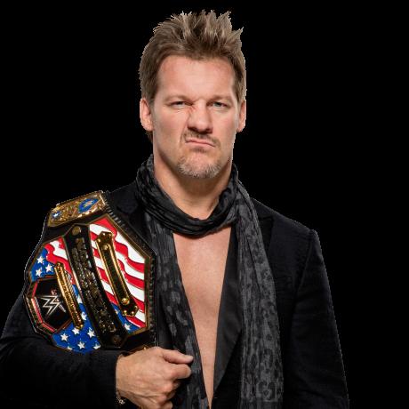Chris Jericho United States Champion 2017.png - Chris Jericho PNG