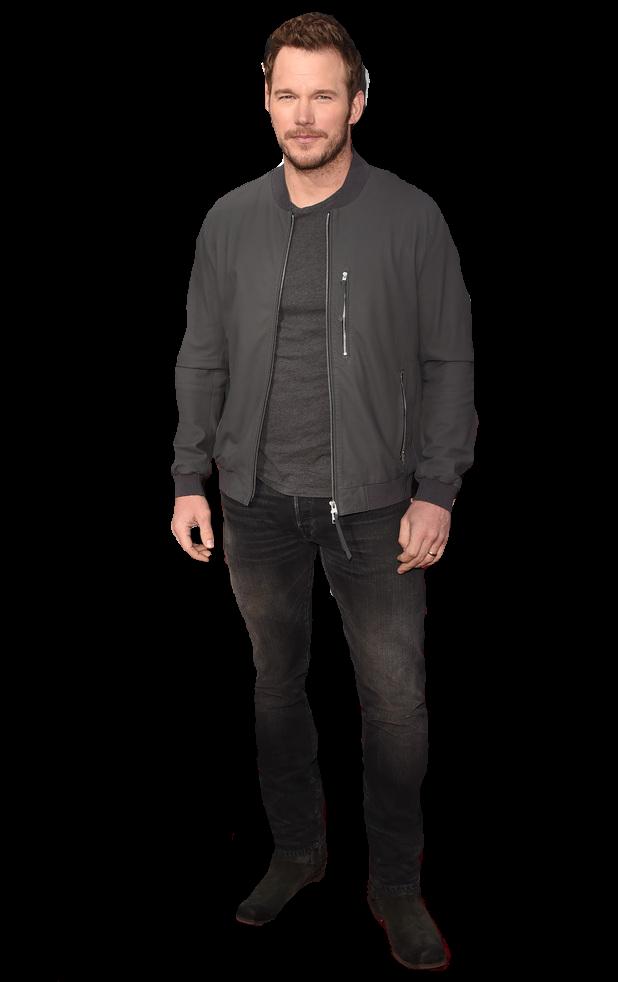 Chris Pratt PNG - 24973