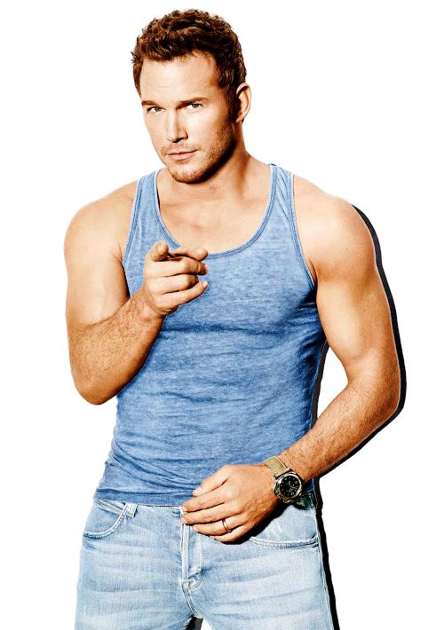 Chris Pratt PNG - 24972