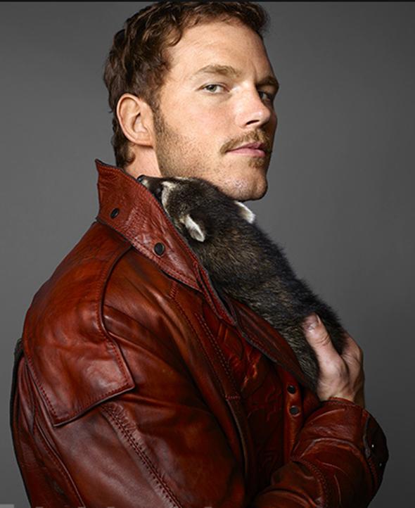 Chris Pratt PNG - 24989