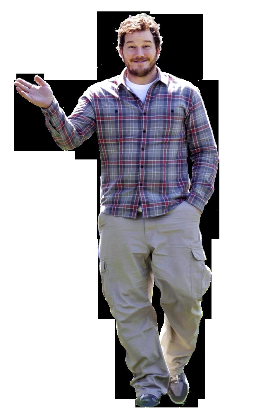 Chris Pratt PNG - 24982