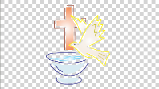 Christening PNG HD - 143854