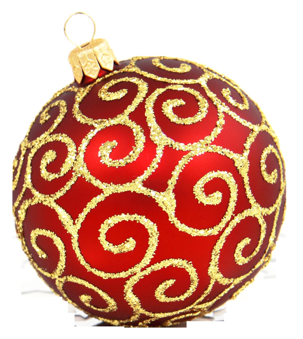 Christmas Ball PNG-PlusPNG.com-1200 - Christmas Ball PNG