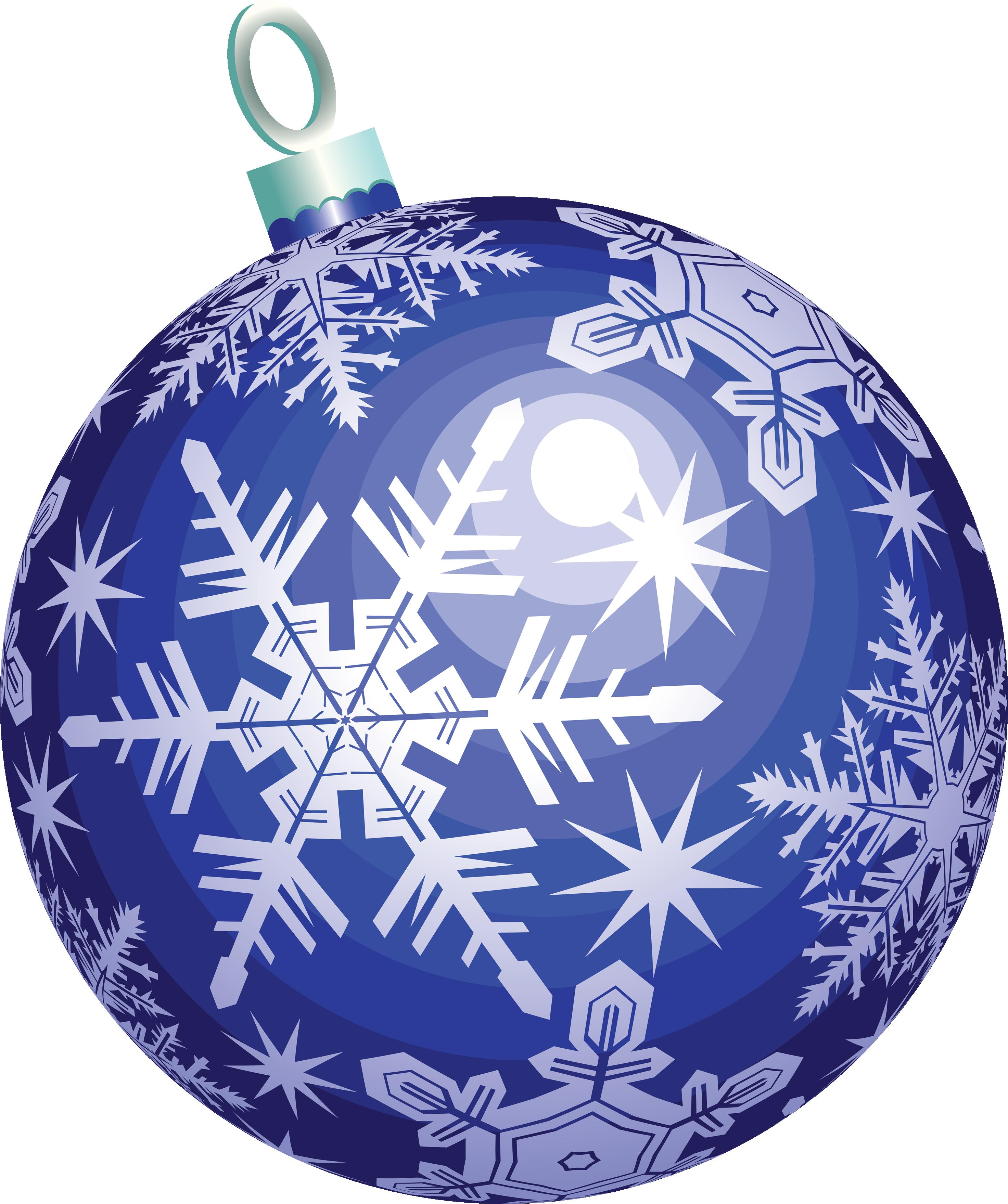 Blue Christmas Balls Png image #35221 - Christmas Ball PNG