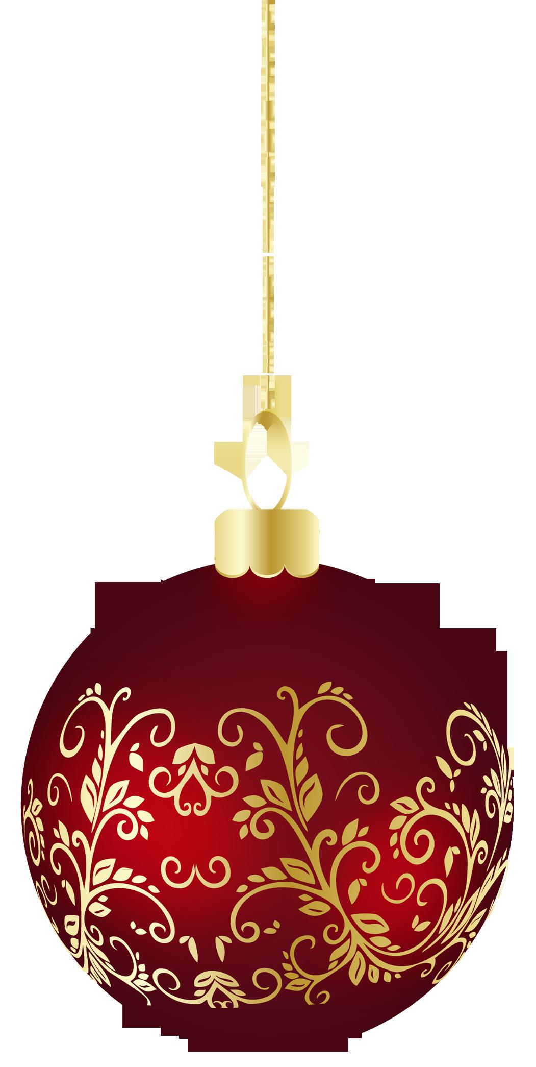 Christmas Ball PNG - 16819