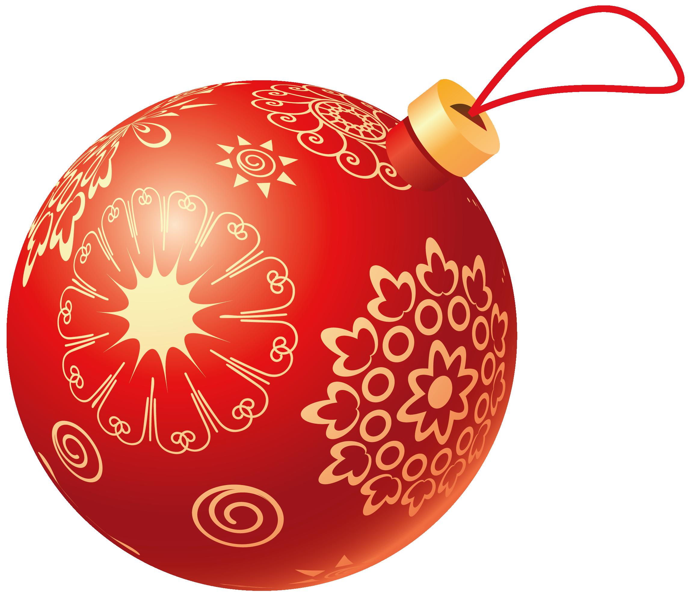 Christmas Ball PNG - 16816