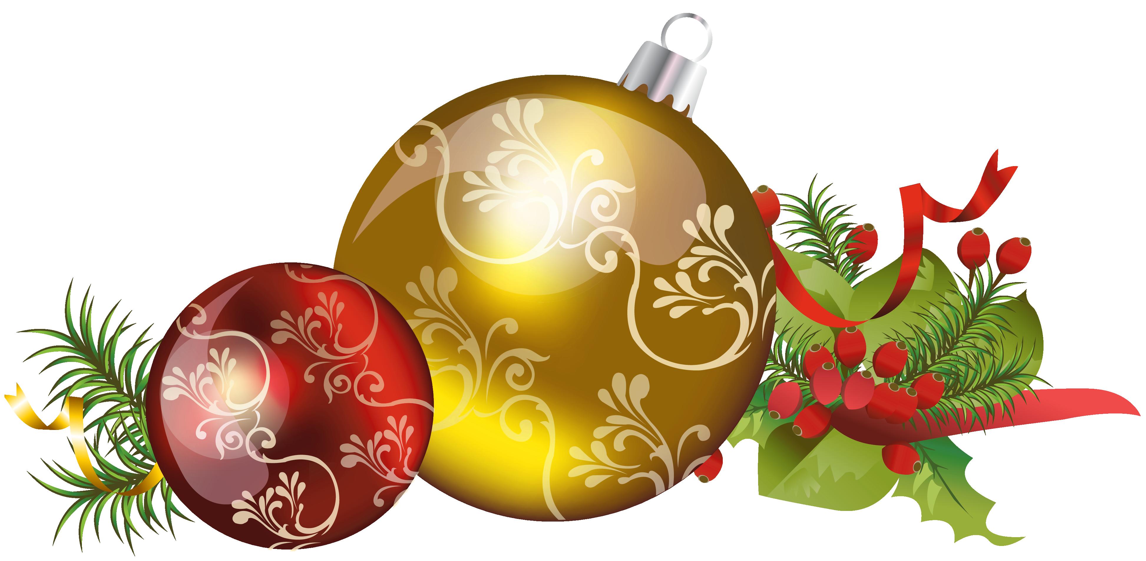 Christmas Ball PNG - 16818