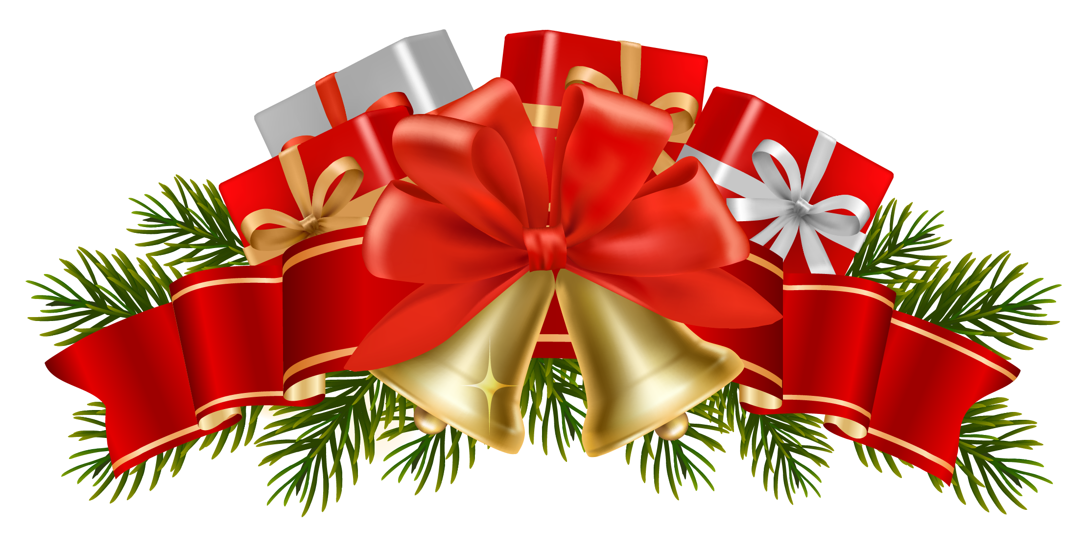 17 Christmas Bells Clip Art Pictures | Merry Christmas - Christmas Bell PNG