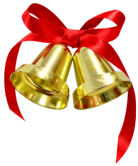Christmas Bell PNG - 18512
