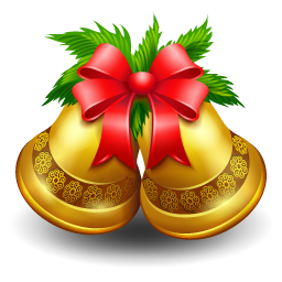 Christmas Bell PNG - 18515
