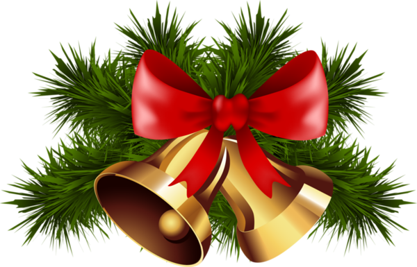 Christmas Bell PNG - 18501