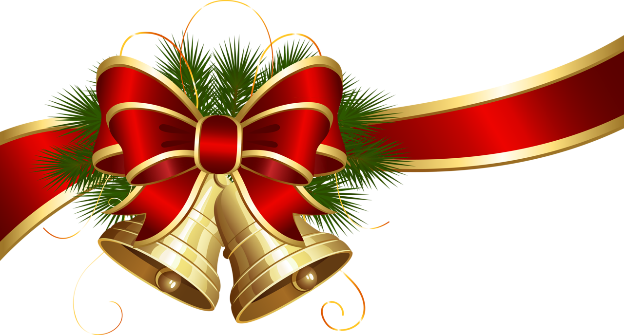 Christmas Bell PNG - 18500