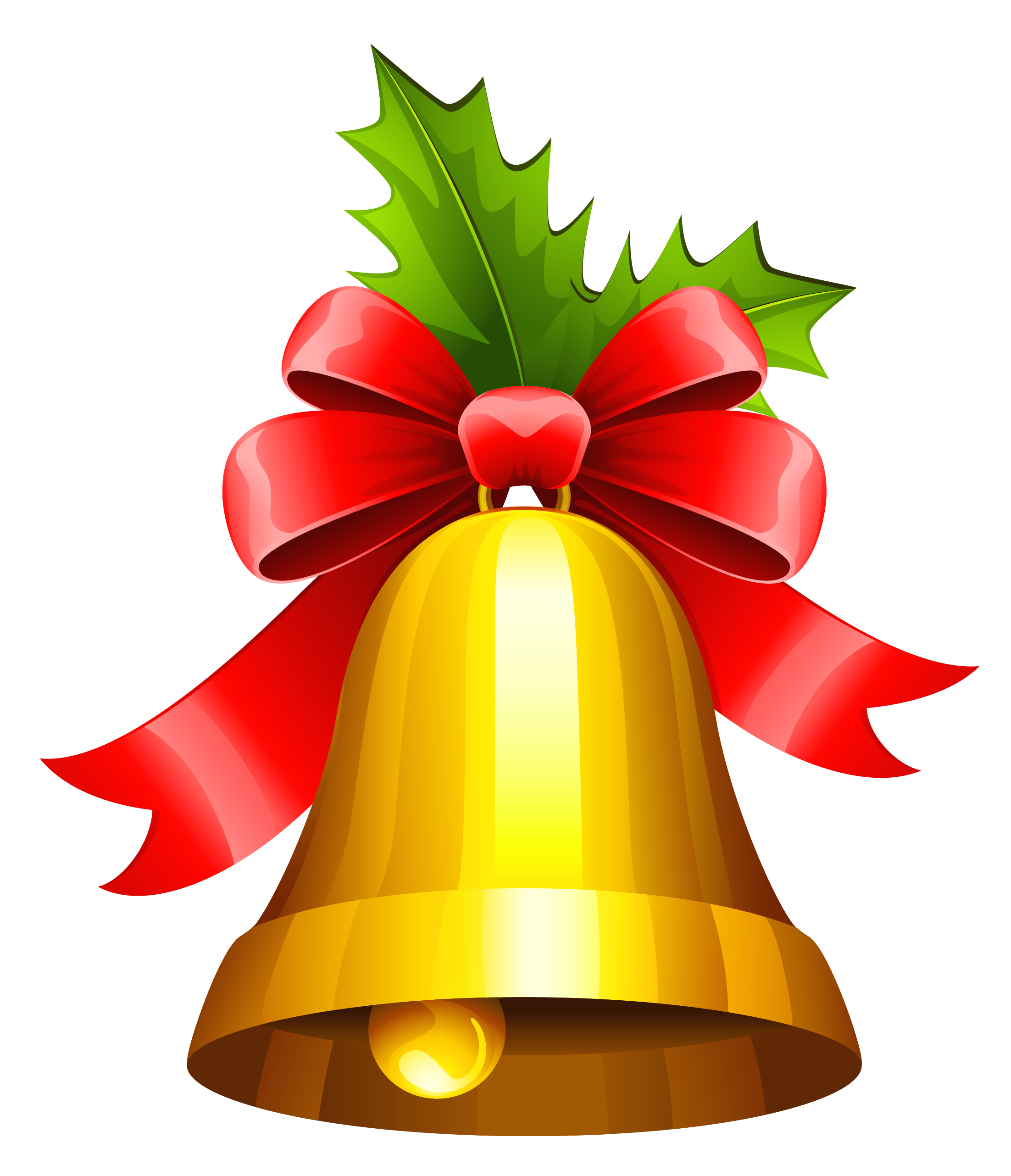 Christmas Bell PNG - 18511