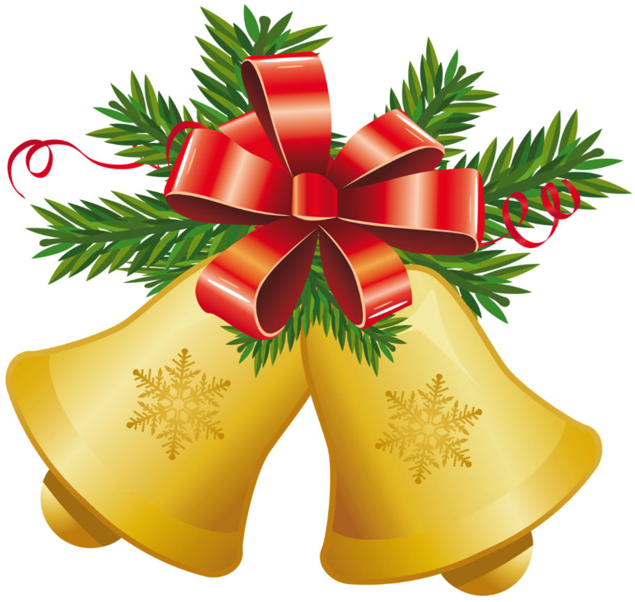 Christmas Bell PNG - 18504