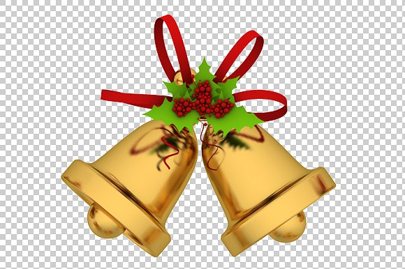 Christmas Bell PNG - 18505
