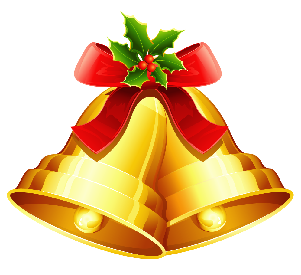 Christmas Bell PNG - 18502