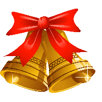 Christmas Bell PNG - 18507