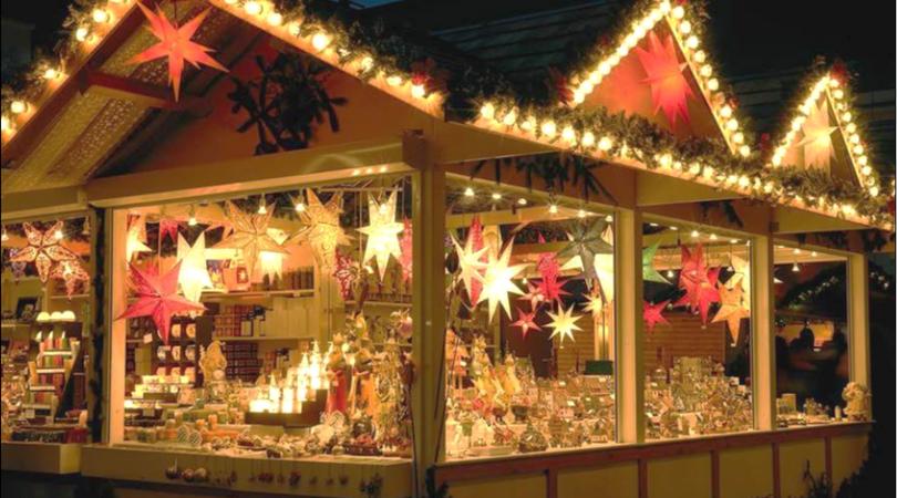 Saint Germain des Prés Christmas Market - Christmas Fayre PNG