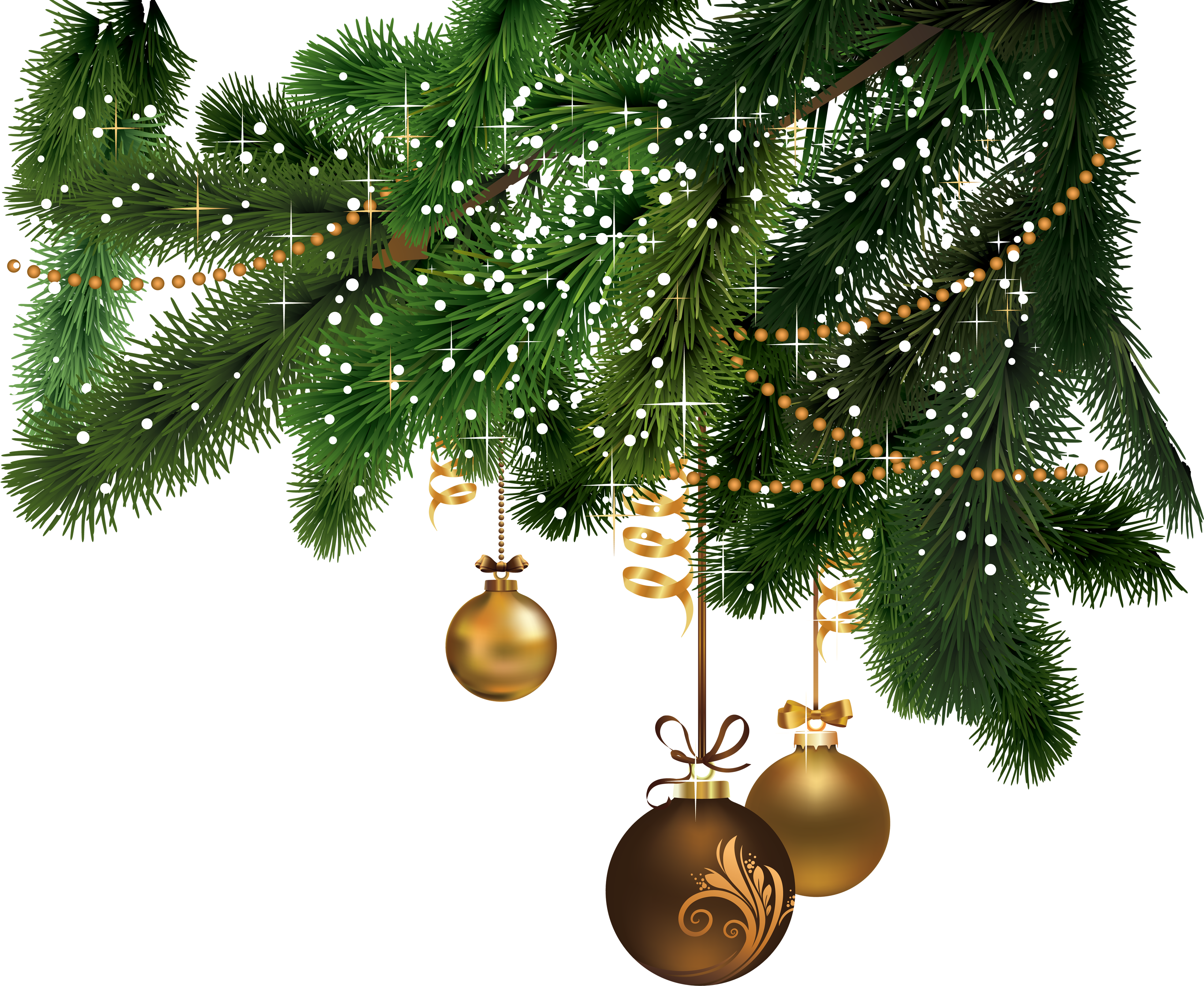 Christmas Tree PNG - 6122