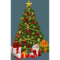 Christmas Tree PNG - 6119