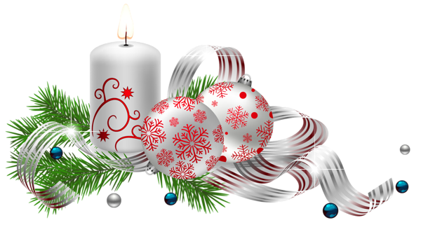 Candles PNG HD - Christmas HD PNG