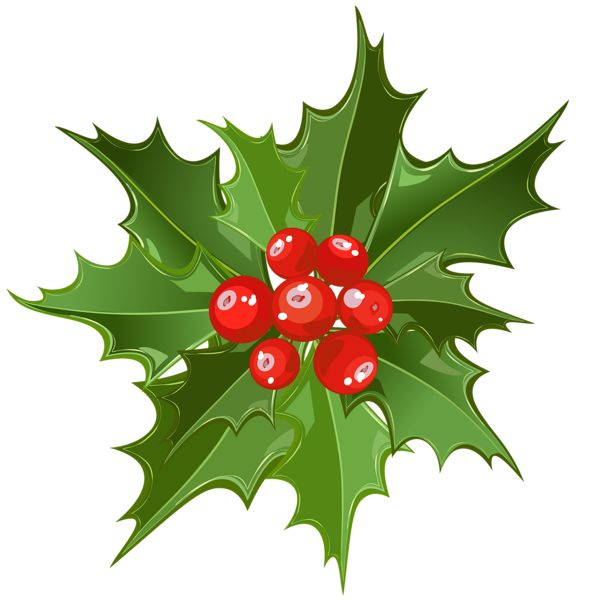 Christmas Mistletoe PNG Art - Christmas HD PNG