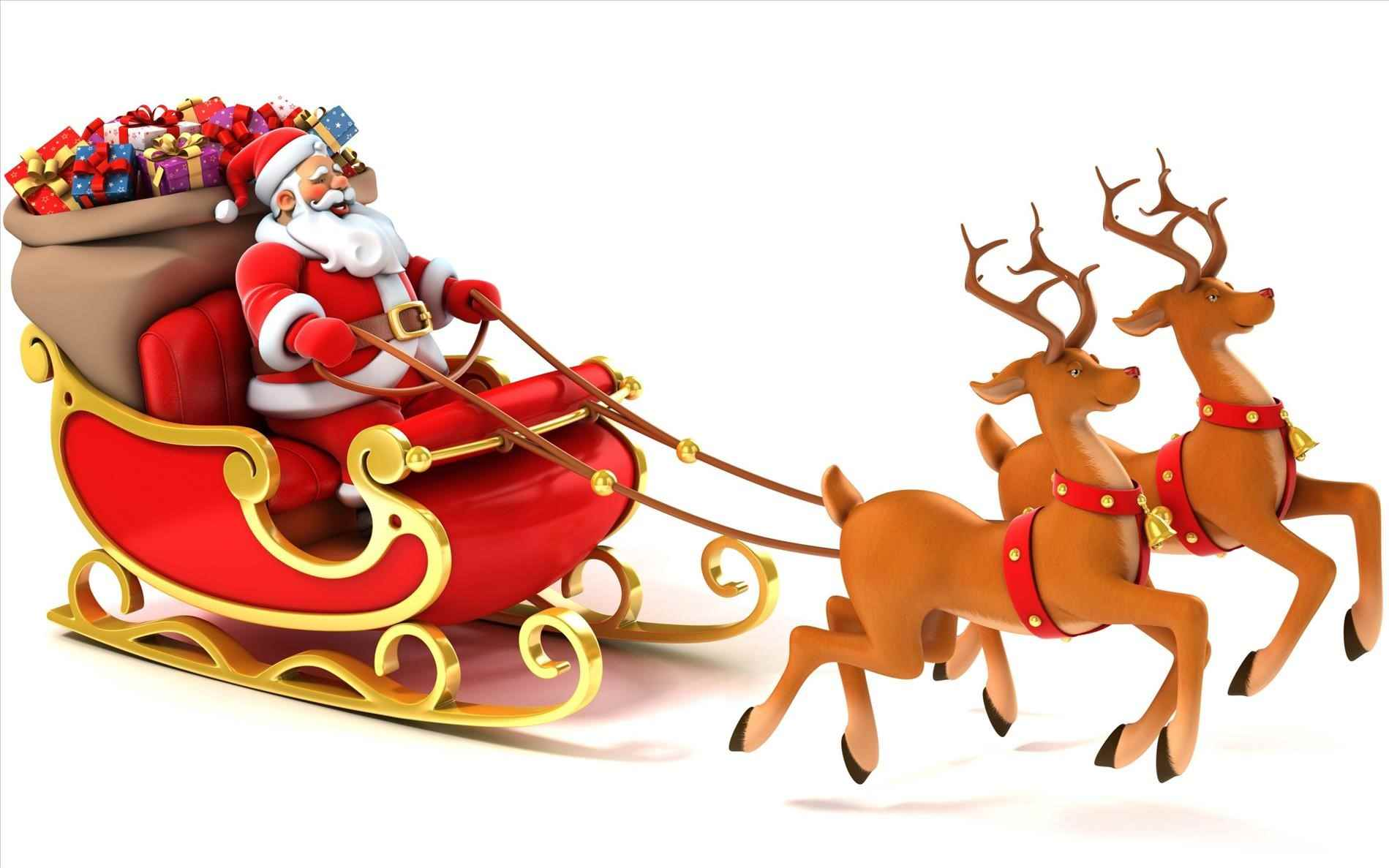 . PlusPng.com Hd Png Wallpaper And Background X Id Claus Transparent Free Download  Martcom Claus Christmas Santa Images PlusPng.com  - Christmas HD PNG