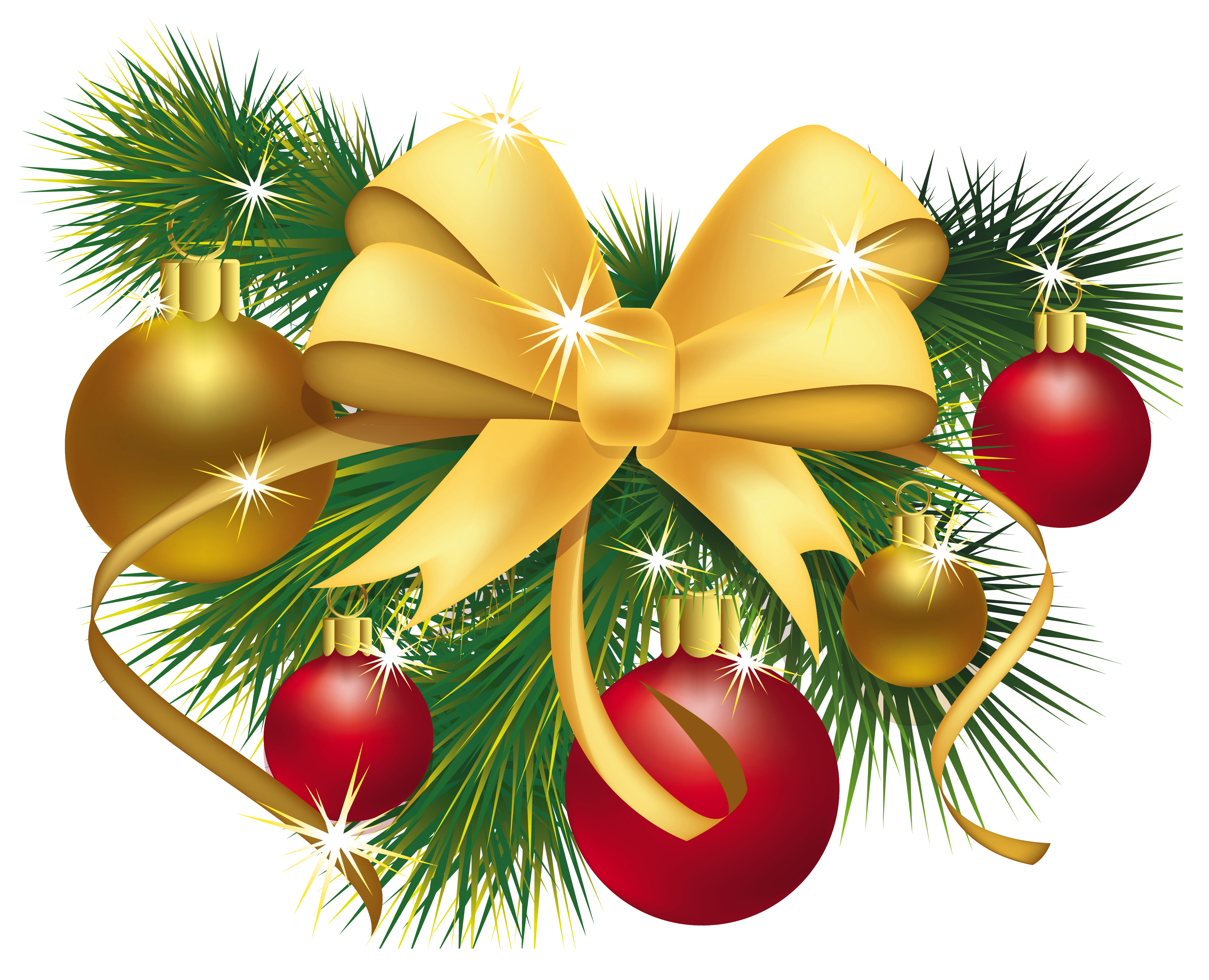 Christmas Ornament PNG - 11118