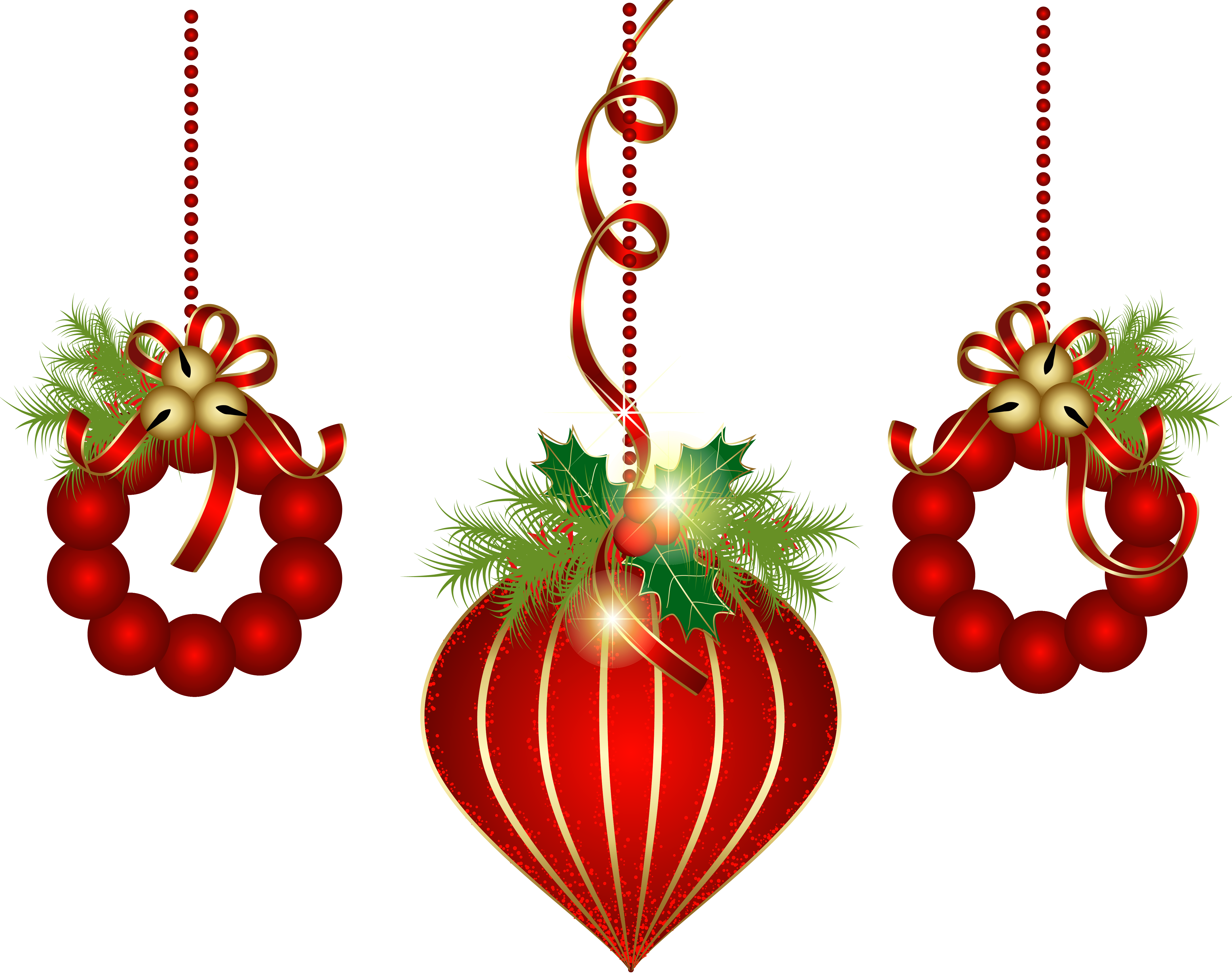 Christmas Ornament PNG - 11126