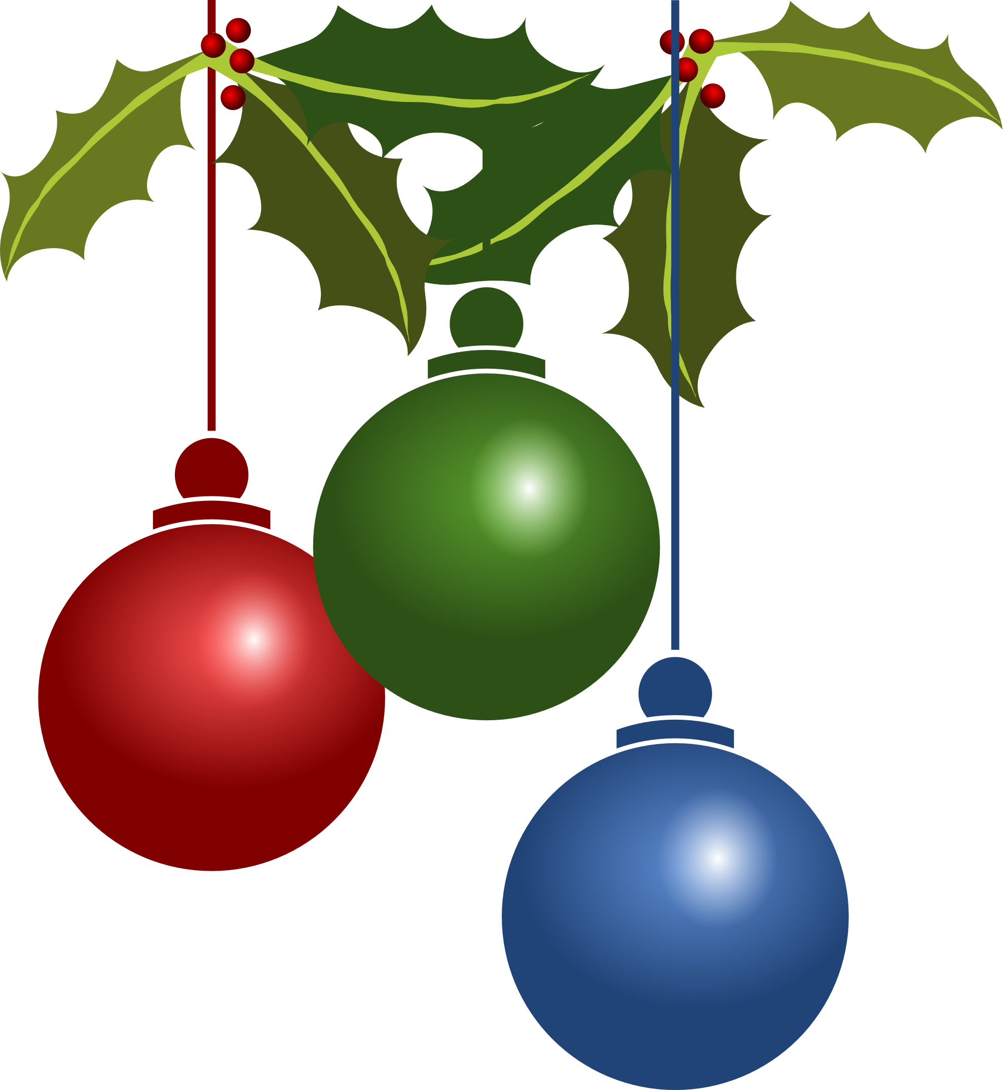 PNG File Name: Christmas Ornament PlusPng.com  - Christmas Ornament PNG