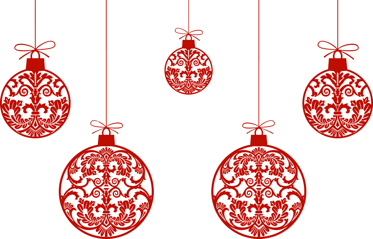 PNG File Name: Christmas Ornaments PlusPng.com  - Christmas Ornament PNG