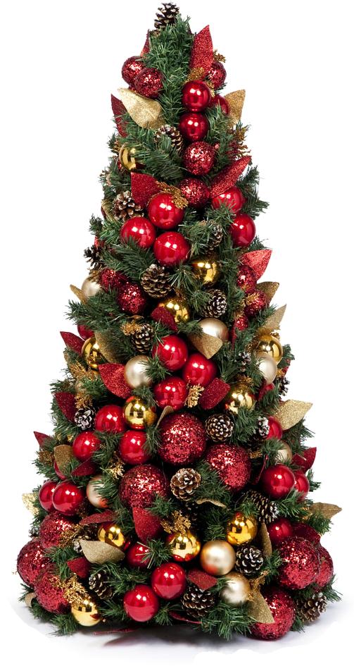 Christmas Tree PNG - 6120
