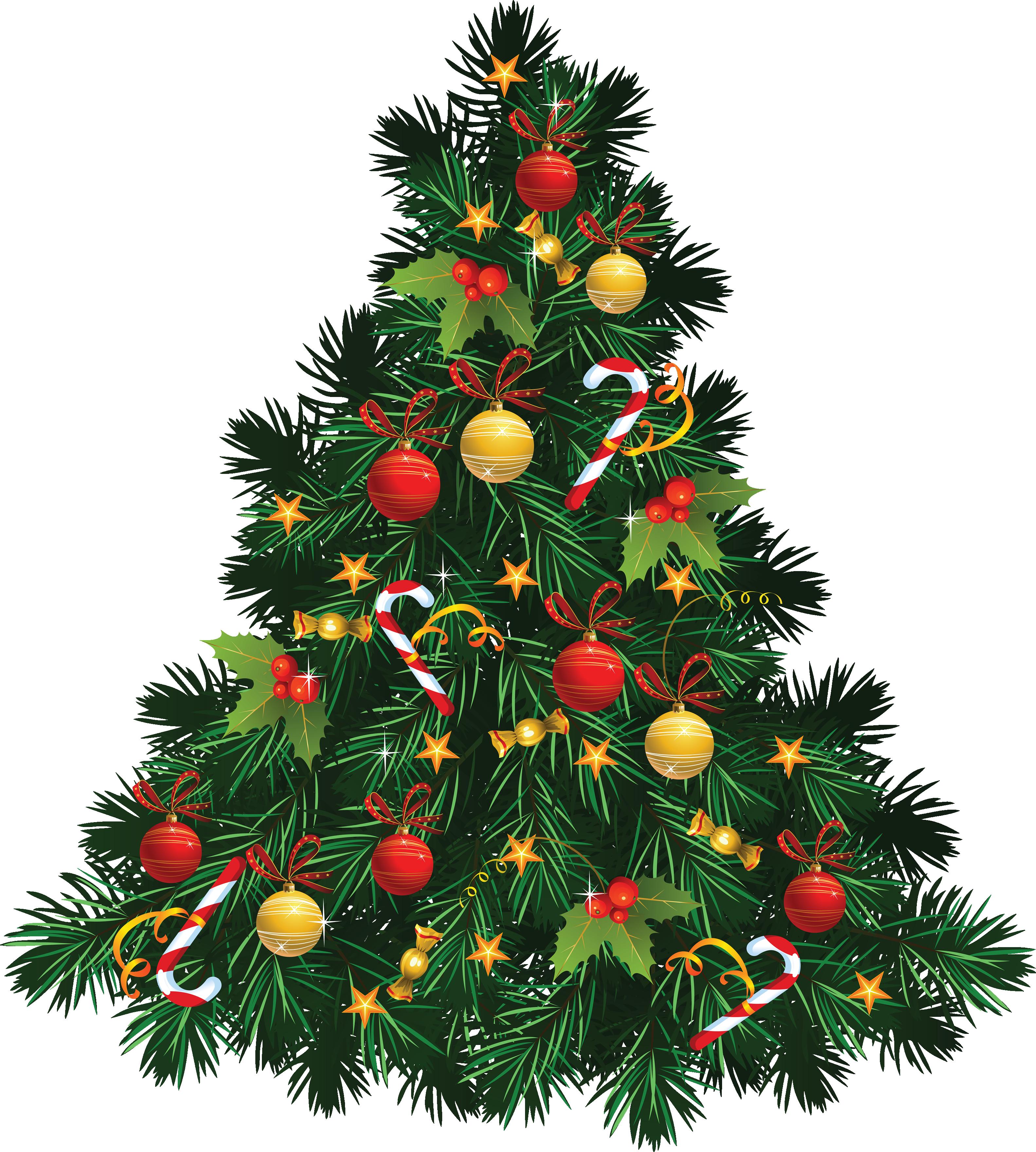 Christmas Tree PNG - 6105
