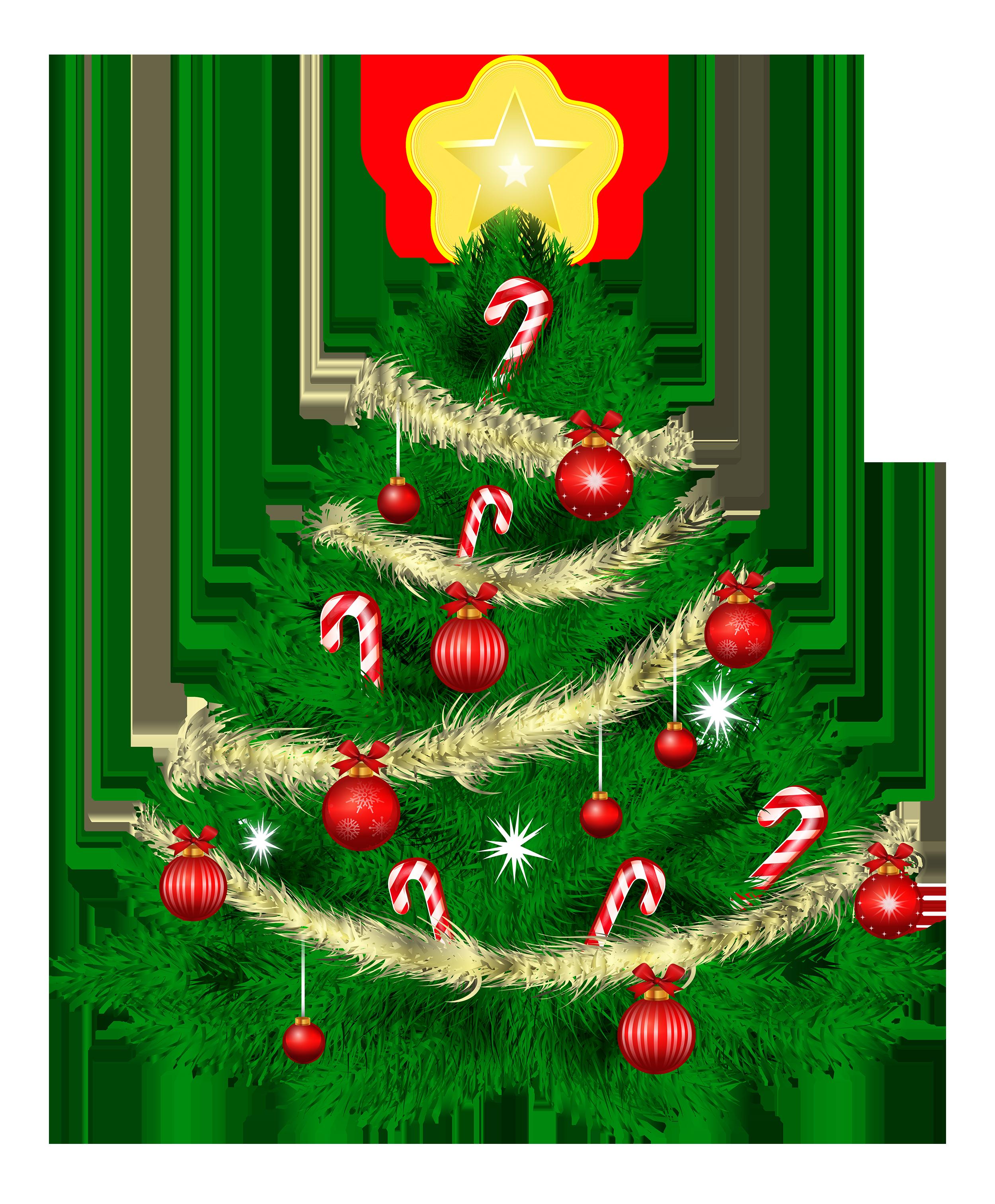 Christmas Tree PNG - 6107