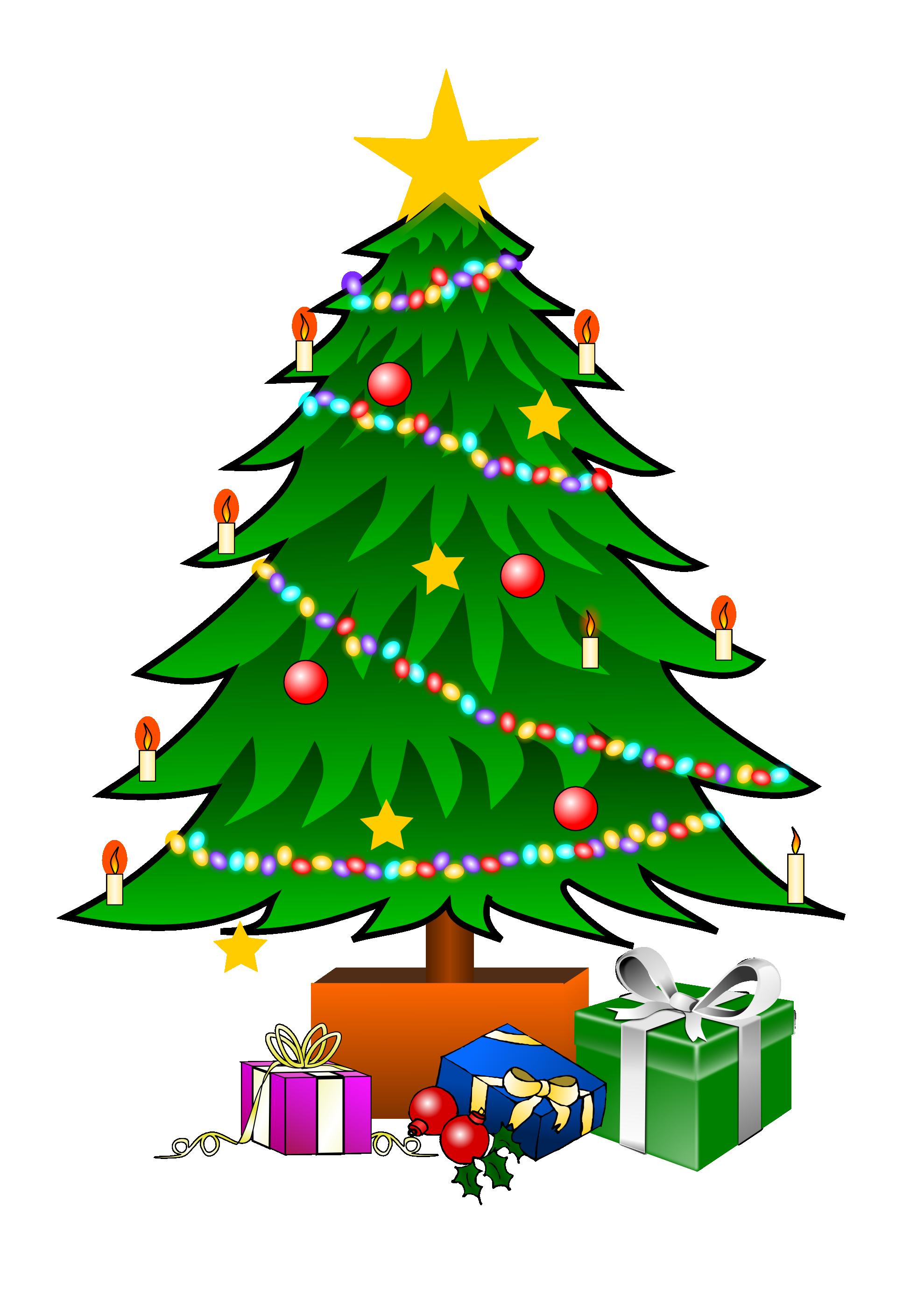 Christmas Tree PNG - 6109