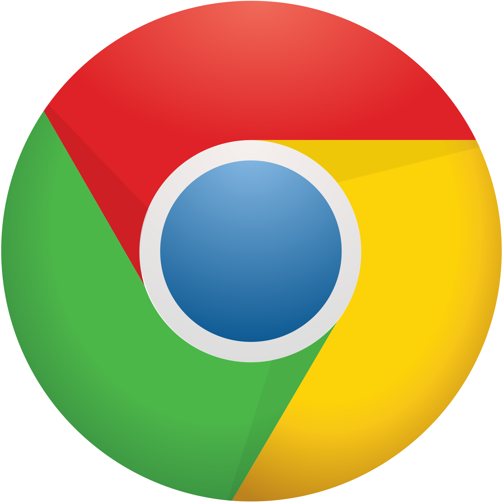 New SVG Image - Chrome PNG