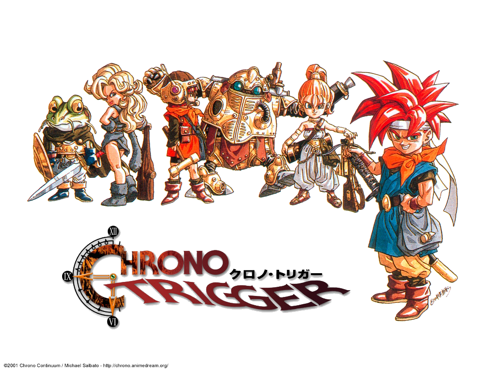 Chrono Trigger PNG Photos - Chrono Trigger PNG
