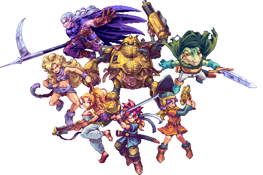 Chrono Trigger PNG Pic - Chrono Trigger PNG