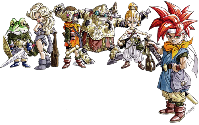 Chrono Trigger PNG Picture - Chrono Trigger PNG