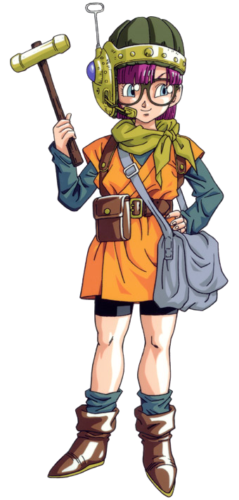Lucca2.png - Chrono Trigger PNG