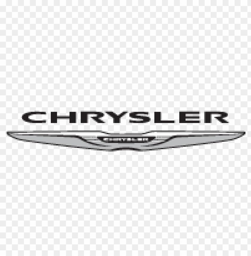 Chrysler 2011 Logo Vector   Toppng - Chrysler Logo PNG