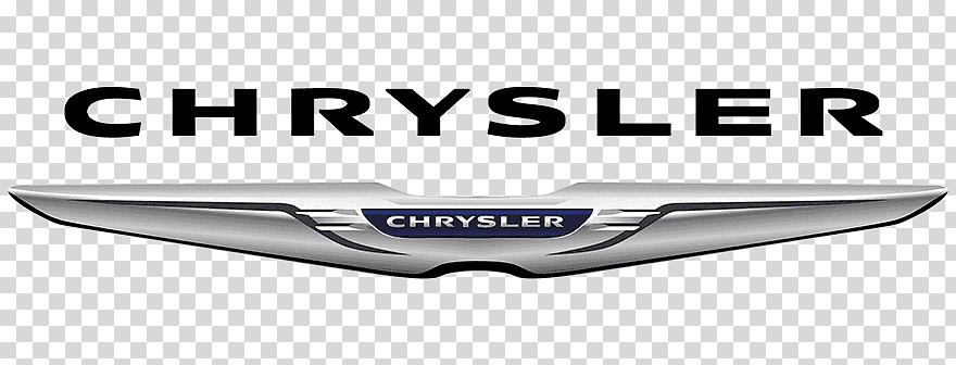 Chrysler Emblem Logo, Logo Ca