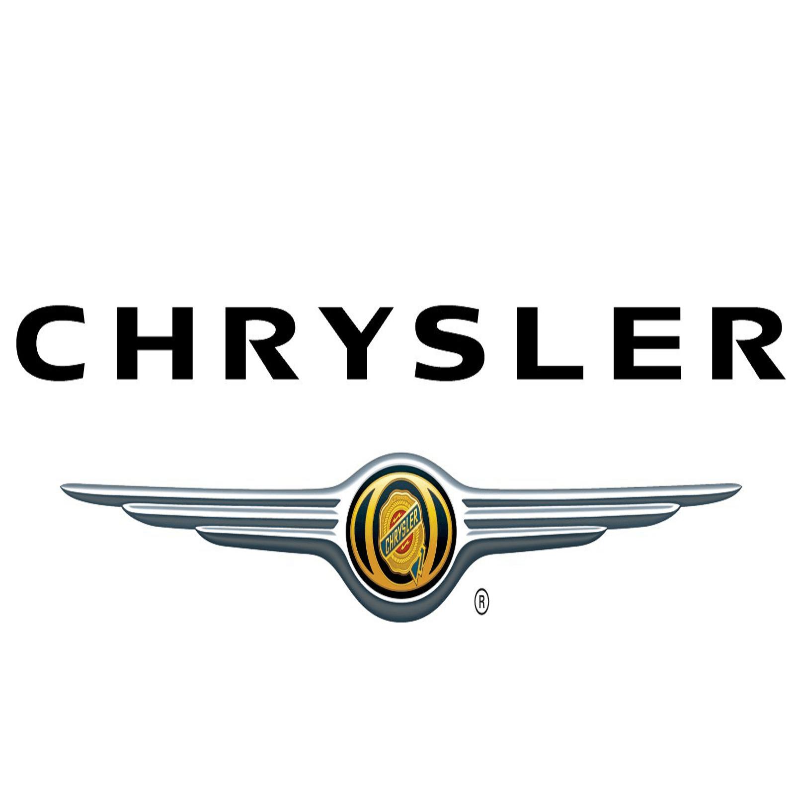Chrysler Logo PNG - 175027
