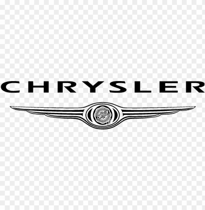 Chrysler Logo PNG - 175019