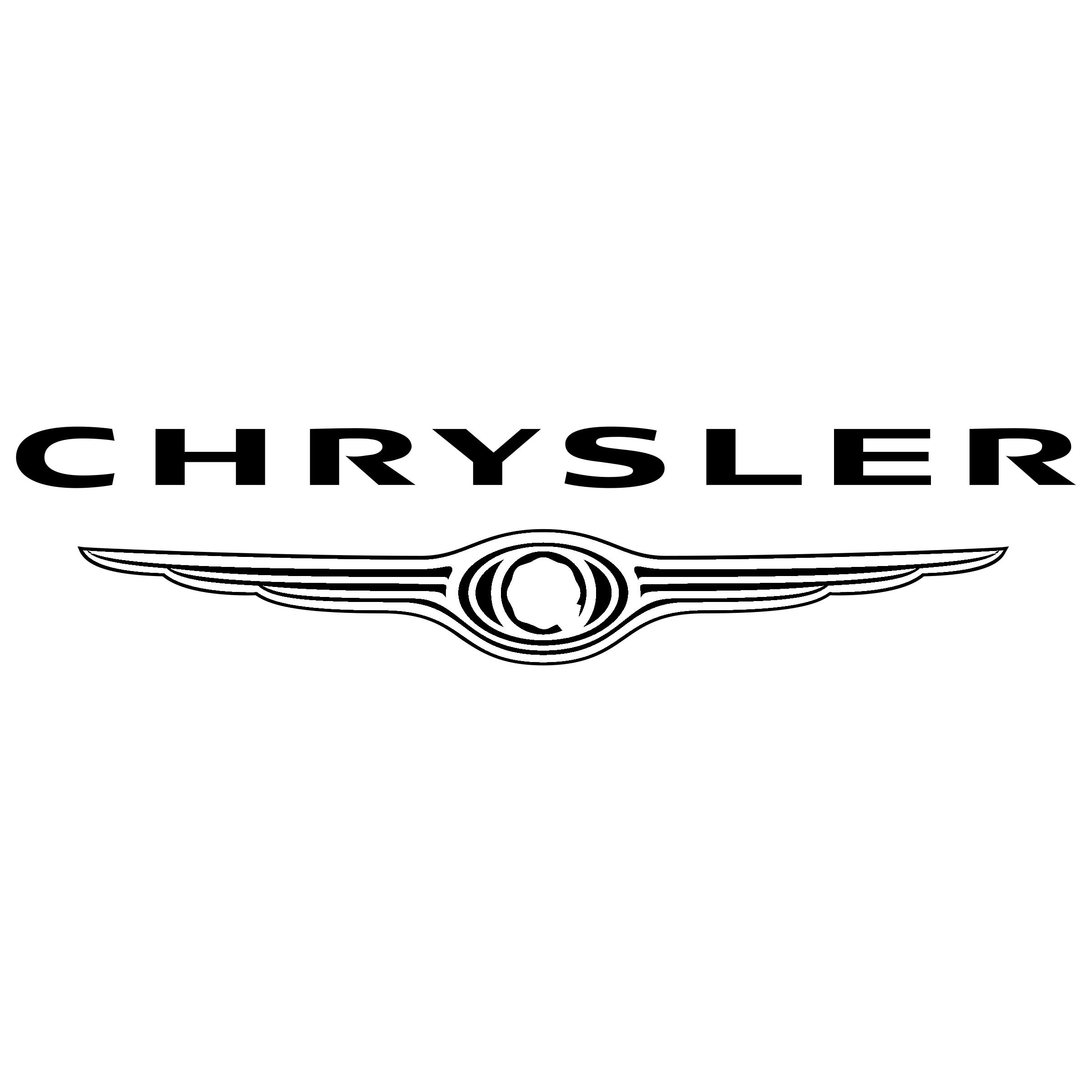 Chrysler Logo Png Transparent & Svg Vector - Pluspng Pluspng.com - Chrysler Logo PNG