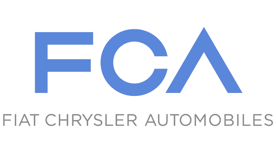 Fiat Chrysler Automobiles (fca) Vector Logo | Free Download Pluspng.com  - Chrysler Logo PNG
