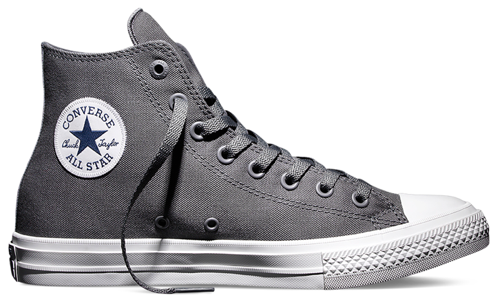 5a9cb21ec861 New Thunder Grey Converse Chuck Taylor II All Stars for Fall 2015 2016 -  Redesigned