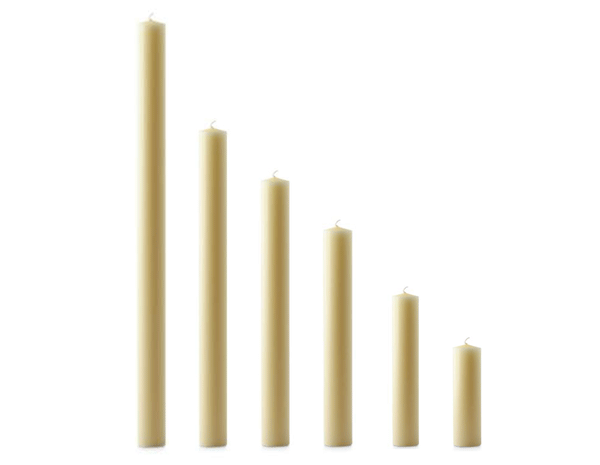 Church Candles - Church Candles PNG