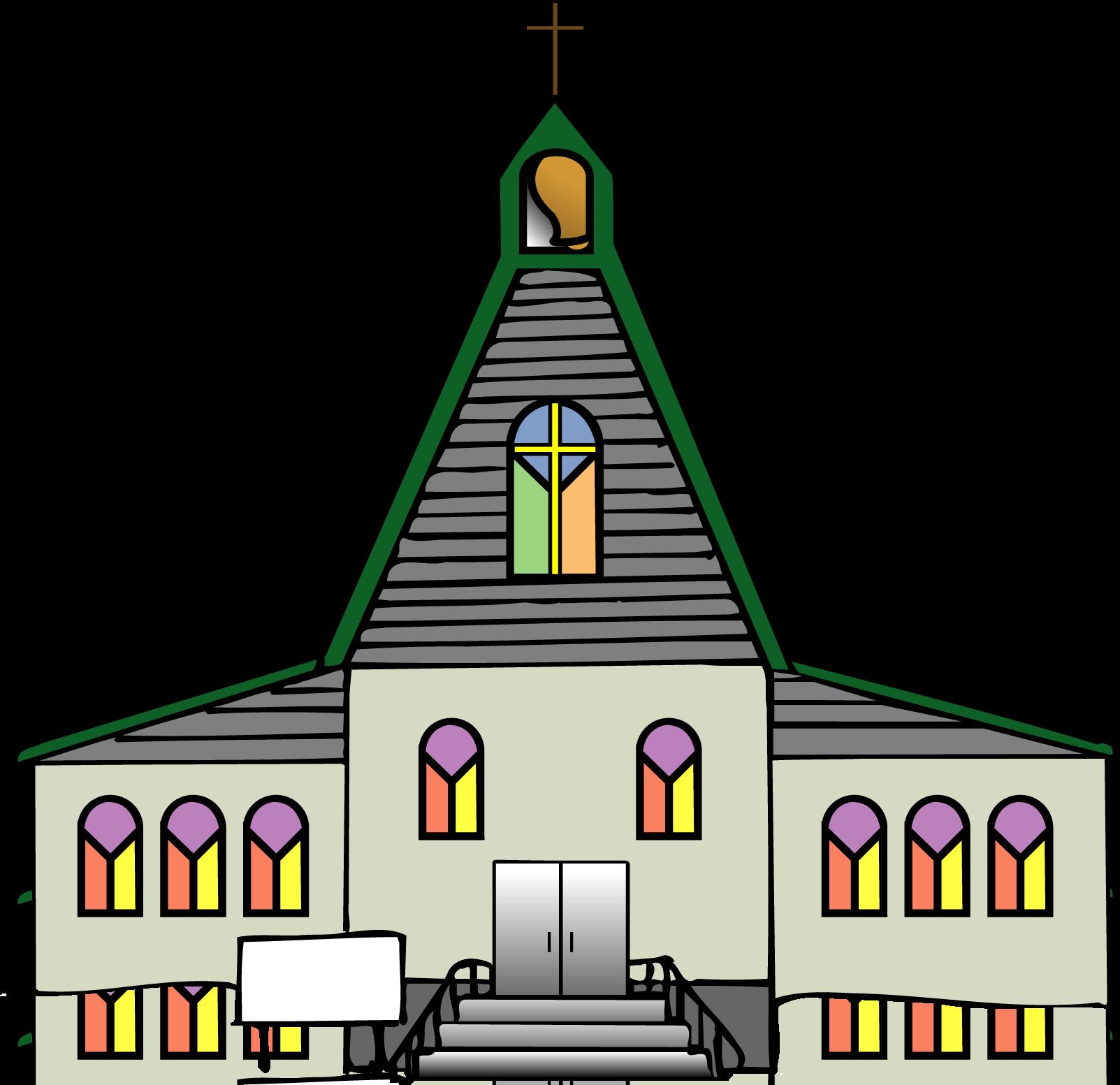 Church HD PNG - 93676