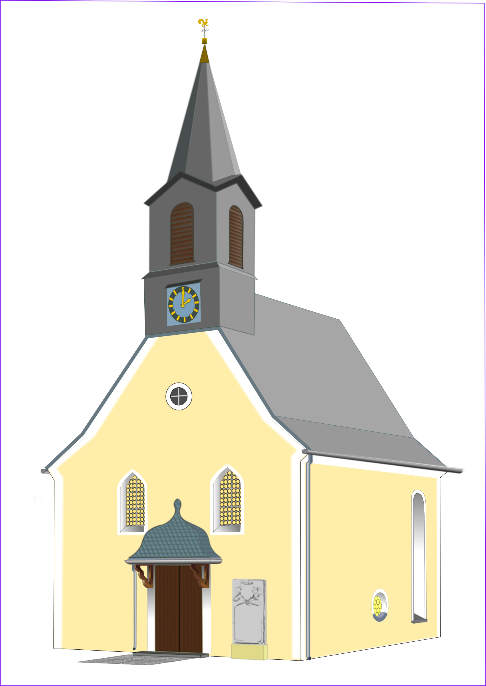 Church - Church HD PNG